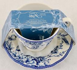 222 FIFTH Tea Cup & Saucer Set
