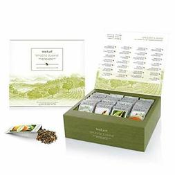 Tea Forté SINGLE STEEPS Loose Tea Sampler, Assorted Varie