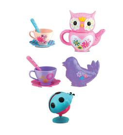 Mozlly Tea Party Forest Toddlers Little Kids Girls Pretend P