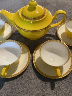 teavana tea pot tea set