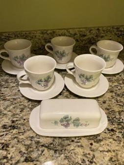 Pfaltzgraff Tea Set