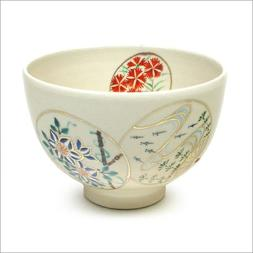 Aromatic garden co., Ltd. Tea sets 12-month tea bowl: WTE, b