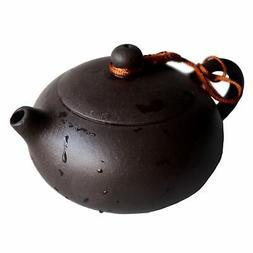 Teapot Chinese Yixing Genuine Black Sand Heijingan Tea Xishi