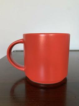 Starbucks Teavana Matte Red Tea Cup Coffee Mug 2016 12 oz EU
