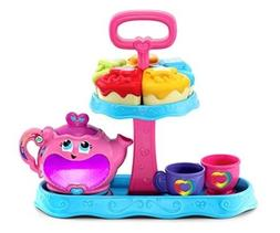 Toy Tea Sets for Toddler Girls Party 1 2 3 Year Old Time Lit