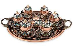 Traditional Design Handmade Copper Turkish Arabic Armenian G