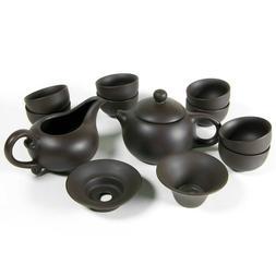 CoreLife Traditional Porcelain Kung Fu Chinese Tea Set