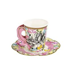 Talking Tables Alice In Wonderland Party Supplies | Tea Cups