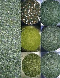 TRY JAPANESE GREEN TEA 7 Sample sets Gyokuro Sencha Kabusech