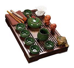ufengke Exquisite Oriental Ceramic Porcelain Kung Fu Tea Cup