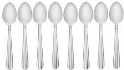 Oneida Unity Teaspoons, Set of 8