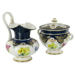 Vanderbilt Sugar and Creamer Set - Biltmore