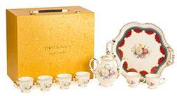 Vintage Tea Sets for Women, Antique China Porcelain Teapot S