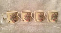 Wedgewood Sarah's Garden Tea/Coffee Mug Made In England 19