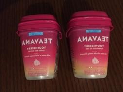 TEAVANA White Tea Youthberry Set Of 2 - 30 Sachets Starbucks