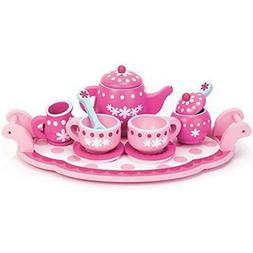 Sophia's Wooden Tea Party Set