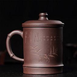 XDOBO Yixing Zisha Handcraft Purple Clay Tea Cup Kung Fu Tea