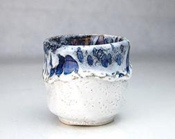 Youhen Sushi Tea Cup | Ryu Mei | 7-8oz | Hand Made | Japan |
