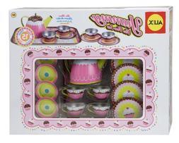 ALEX Toys Yummy Tin Tea Set