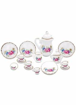 Zamonji Doll House Miniature Tea Sets