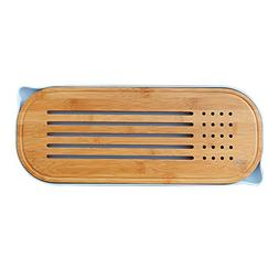 ZEN'S BAMBOO Tea Tray Bamboo Tray for Kungfu Tea Small Tab